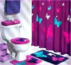 pink bath rug set bathroom accessories purple sets creation home crafty dark purple bathroom rug