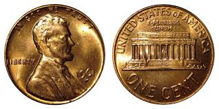 Lincoln Memorial Penny Values Chart 1961 D Lincoln Memorial Penny Coin Value Prices Photos Info