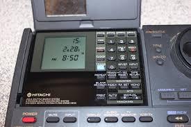 hitachi remote. picture 1 of 6 hitachi remote