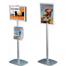 A3 Display Stands A100 A100 Poster Display Stands Free Standing Poster Holders 74