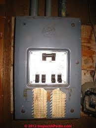 how to identify recognize federal pacific electric fpe stab lok fp electric panel possibly not stablok c daniel friedman chris anderson