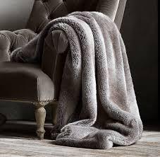Restoration Hardware Throw Blanket