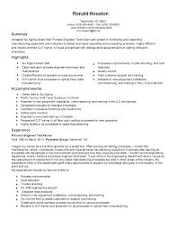 Nail Technician Resume Sample Prepossessing Nail Tech Resume Examples With Process Technician 8