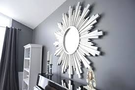modern wall mirror best modern wall mirrors decorative framed round mirrors living room large modern wall modern wall mirror