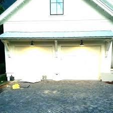 garage sensor light garage sensor light align door sensors lights off plain on exterior intended for garage sensor light