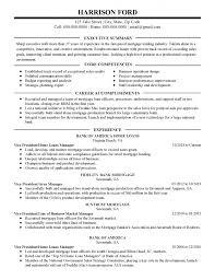 mortgage loan processor resume sample resume for loan processor