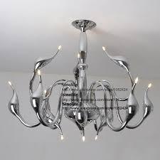 modern chandelier light 12 lights g4 bulbs included semi flush mount chandelier light for living room