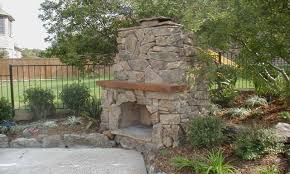 rustic outdoor stone fireplace designs idea fres hoom
