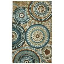 this review is from forest suzani 8 ft x 10 ft area rug