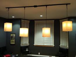 Models Kitchen Outstanding Track Lighting Paper Shades Ikea Need This For My Dining In Design Decorating