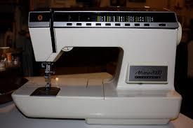 Singer Athena Sewing Machine