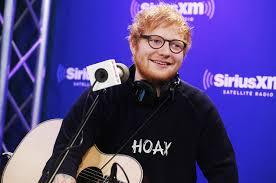 Ed Sheeran Bound For Fourth Week On Top Of U K Singles