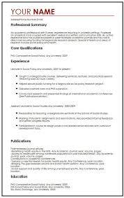 Nhs Resume Examples Academic Cv Example Myperfectcv