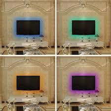 wall accent lighting. Bias Lighting For HDTV USB Powered TV Backlighting Home Theater Accent Lighting, Kohree 35.4\ Wall