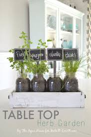 creative diy mothers day gifts ideas table top herb garden from an old pallet