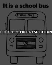 Small Picture Coloring Pages Free Printable School Bus Coloring Pages For Kids