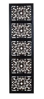 ebony black hand carved wood wall decor on white wood cutout wall art with ebony black hand carved wood wall decor wall decor pinterest