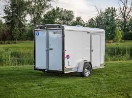 warranty enclosed cargo trailers