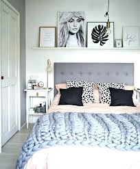 Black White And Gold Bedroom Decor Grey White Gold Bedroom White And ...