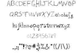 グラフィカルなデザインにはもってこい手書き風フリーフォント50選