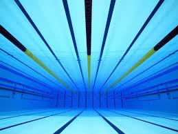 olympic swimming pool 2012. Underwater View Of The Olympic Swimming Pool At Aquatic Centre In London 2012 Park H
