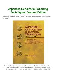 Download Japanese Candlestick Charting Techniques Second