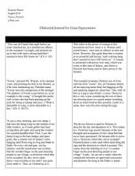 essay on great expectations great expectations dialectical journal essay