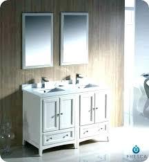 55 inch double vanity. Modren Vanity Exciting 55 Double Bathroom Vanity Sink  Inch Dark Inside Inch Double Vanity E