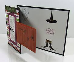 643 Best Cards  Halloween Images On Pinterest  Halloween Cards Card Making Ideas For Halloween
