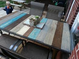 pallet patio furniture pinterest. delighful furniture best 25 pallet table outdoor ideas on pinterest  outdoor pallet bar  and palette furniture with patio furniture d