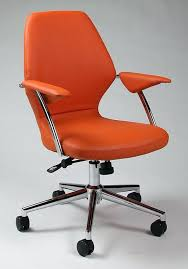 orange desk chair orange and black office chair orange desk chair nz
