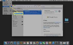 How to Access a Gmail Account in macOS Mail