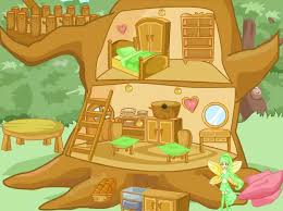 treehouse decoration a free girl game on girlsgogames com