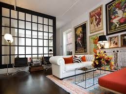 how to decorate a wall living room