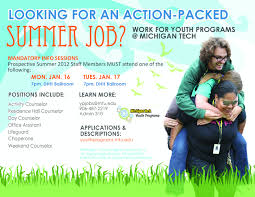 Local Summer Jobs With Youth Programs The Commute