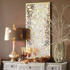 Mixing Metallics In Home Decor U2022 Kelly Bernier DesignsGold And Silver Home Decor