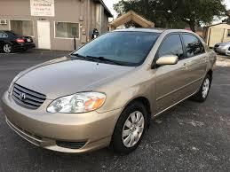 1232 - 2004 Toyota Corolla | Autohouse LLC | Used Cars For Sale ...