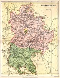 bedfordshire genealogy heraldry and family history Bedfordshire On Map map of bedfordshire bedfordshire on sunday newspaper