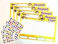children rewards charts childrens reward charts ebay