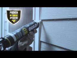 Window Sealant Window Caulking Osi Quad Max