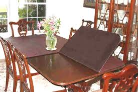 beautiful dining room table protector pads images liltigertoo within plan 5
