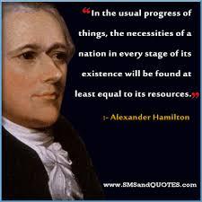 Alexander Hamilton Quotes About Dreams. QuotesGram via Relatably.com