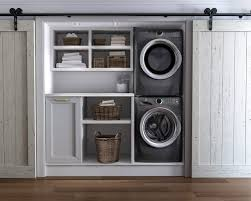 stackable washer and gas dryer.  And Electrolux ELWADRGT5273 Stacked Washer U0026 Dryer Set With Front Load  And Gas In Titanium Throughout Stackable And I