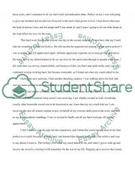 Definition Essay Examples Dedication Extended Definition