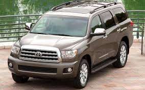 Toyota Sequoia Full-Size SUV - Sequoia Wallpapers and Information