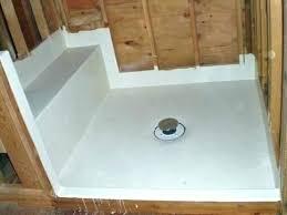 clean fiberglass shower floor textured how to or plastic baking soda white vinegar