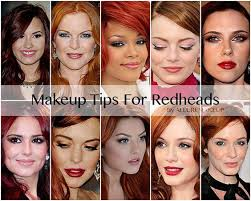 finding the right makeup for redheads is difficult sometimes if you are a ginger or a redhead looking for the right makeup for you this article is for you