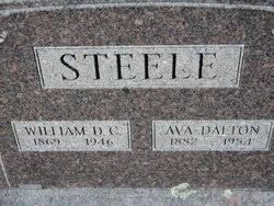Ava Dalton Steele (1883-1954) - Find A Grave Memorial