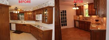 Small Kitchen Remodel Before And After For Stunning And Fresh - Kitchen renovation before and after