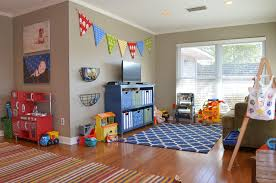 playroom flooring ideas kids traditional with blue bookcase bright for design 11 playroom floor l12 playroom
